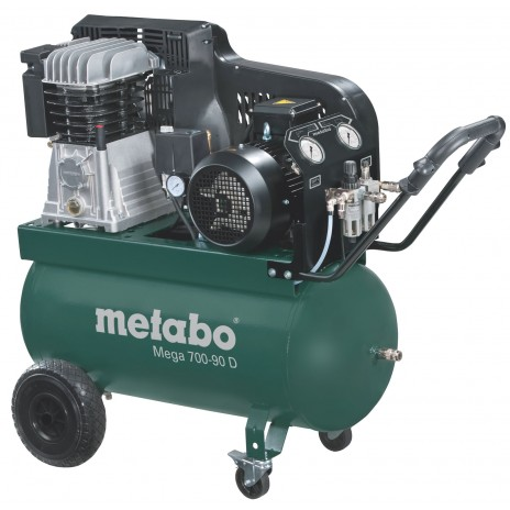 Metabo Αεροσυμπιεστής Mega 700-90 D