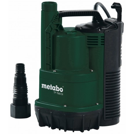 Metabo Βυθιζόμενη Αντλία Φρεατίου Ρηχής Αναρρόφησης TP 7500 SI