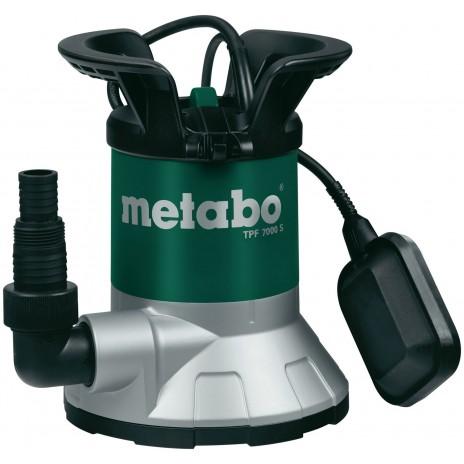 Metabo Βυθιζόμενη Αντλία Καθαρού Νερού TPF 7000 S