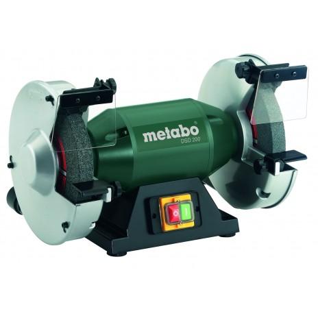 Metabo 750 Watt Δίδυμος Τροχός Τριφασικός DSD 200
