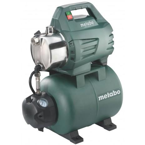 Metabo Αντλία Οικιακής Ύδρευσης HWW 3500/25 Inox