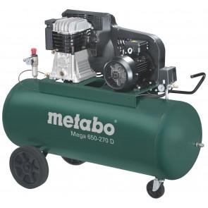 Metabo Αεροσυμπιεστής Mega 650-270 D