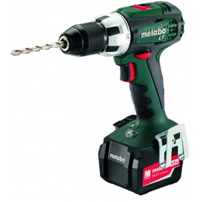 Metabo 14.4 Volt Δραπανοκατσάβιδο Μπαταρίας BS 14.4 LT