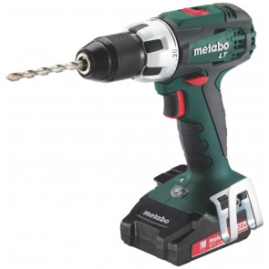 Metabo 18 Volt Δραπανοκατσάβιδο Μπαταρίας BS 18 LT Compact