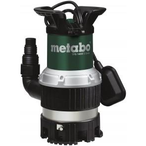 Metabo Βυθιζόμενη Αντλία Καθαρού - Ακάθαρτου TPS 14000 S Combi