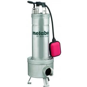 Metabo Βυθιζόμενη Εργοταξιακή Αντλία Λυμμάτων SP 28-50 S Inox