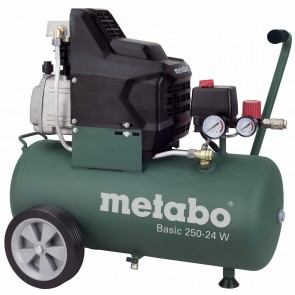 Metabo Αεροσυμπιεστής Basic 250-24 W
