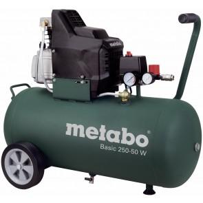 Metabo Αεροσυμπιεστής Basic 250-50 W