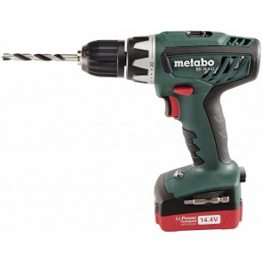 Metabo 14.4 Volt Δραπανοκατσάβιδο Μπαταρίας BS 14.4