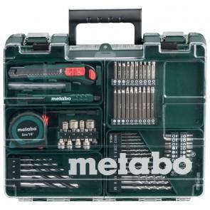Metabo 12 Volt Δραπανοκατσάβιδο Μπαταρίας 2 Ταχυτήτων BS 12 NiCd Set Κινητό Συνεργείο