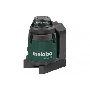 Metabo Αλφάδι Laser 360° MLL 3-20