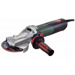 Metabo 1550 Watt Ηλεκτρικός Γωνιακός Τροχός με Επίπεδη Κεφαλή WS WEF 12-125 Quick
