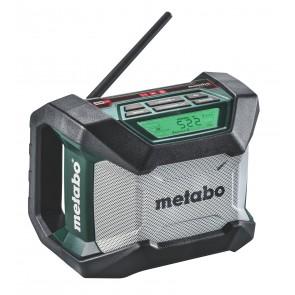 Metabo 18 Volt Εργοταξιακό Ραδιόφωνο Μπαταρίας R 12-18 BT