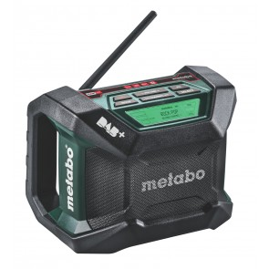 Metabo 18 Volt Εργοταξιακό Ραδιόφωνο Μπαταρίας R 12-18 DAB+ BT