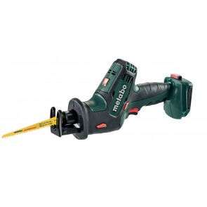 Metabo 18 Volt Σπαθοσέγα Μπαταρίας SSE 18 LTX Compact