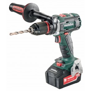 Metabo 18 Volt Δραπανοκατσάβιδο Μπαταρίας BS 18 LTX BL I