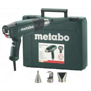Metabo 2300 Watt Πιστόλι Θερμού Αέρα HE 23-650 Control