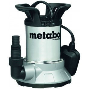 Metabo Βυθιζόμενη Αντλία Καθαρού Νερού TPF 6600 SN