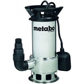 Metabo Βυθιζόμενη Αντλία Ακάθαρτου Νερού PS 18000 SN