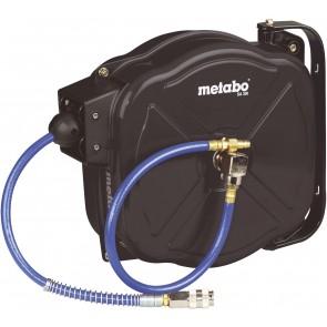 Metabo Καρούλι Λάστιχου SA 300 με επαναφορά σωλήνα