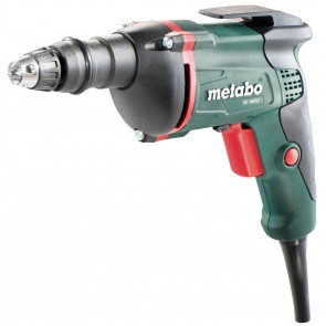 Metabo 600 Watt Ηλεκτρικό Κατσαβίδι SE 6000