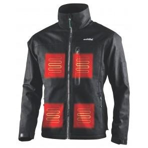 Metabo Θερμαινόμενο Jacket Μπαταρίας HJA 14.4-18 (size L) και αντάπτορας PA 14.4-18 LED-USB
