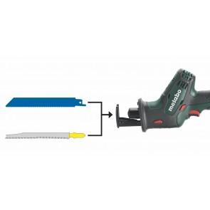 Metabo 18 Volt Σπαθόσεγα Μπαταρίας SSE 18 LTX Compact