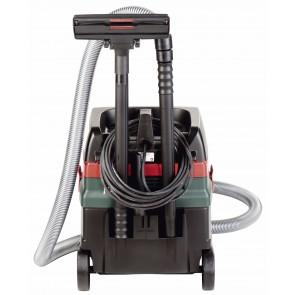 Metabo 1.400 Watt Σκούπα Γενικών Χρήσεων ASR 25 L SC με ηλεκτρομαγνητική ανακίνηση και αυτόματη ενεργοποίηση