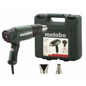 Metabo 2000 Watt Πιστόλι Θερμού Αέρα HE 20-600 Σετ