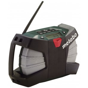 Metabo Εργοταξιακό Ραδιόφωνο - Φορτιστής Μπαταρίας PowerMaxx RC