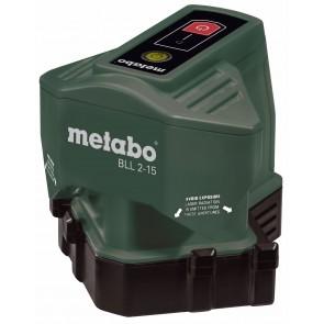 Metabo Αλφάδι Laser 2 Σημείων BLL 2-15