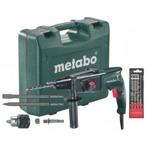 Metabo 800 Watt Ηλεκτρικό Σκαπτικό Περιστροφικό Πιστολέτο KHE 2444 Set