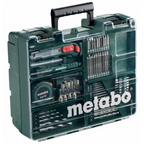 Metabo 18 Volt Δραπανοκατσάβιδο Μπαταρίας BS 18 Set Κινητό Συνεργείο