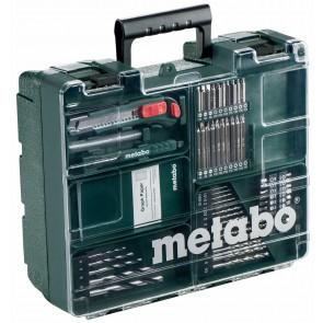 Metabo 10.8 Volt Δραπανοκατσάβιδο Μπαταρίας PowerMaxx BS Quick Pro Set